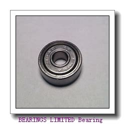 BEARINGS LIMITED 3994 Bearings