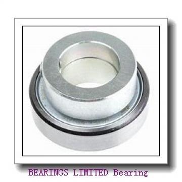 BEARINGS LIMITED R830 ZZ SRL/Q Bearings
