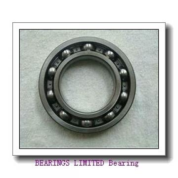 BEARINGS LIMITED 61813 2RSL SR1-2 Bearings