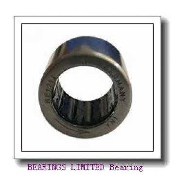 BEARINGS LIMITED 6202 ZZNR/C3 PRX Bearings