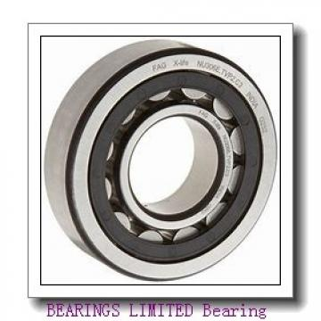 BEARINGS LIMITED R10 ZZNR PRX/Q Bearings
