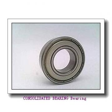 CONSOLIDATED BEARING 61805-2RS  Single Row Ball Bearings